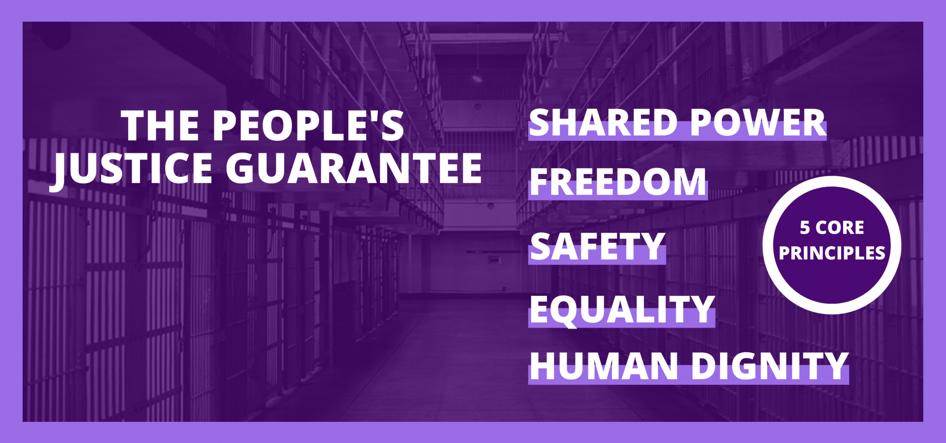 The People's Justice Guarantee