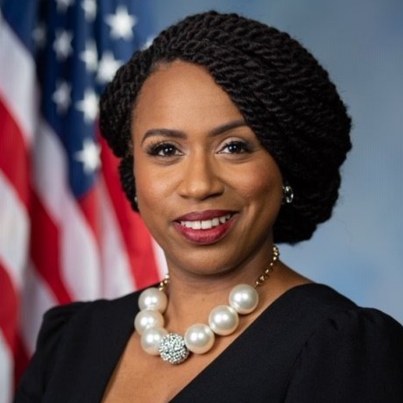 Congresswoman Ayanna Pressley